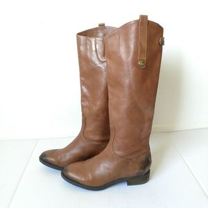 Sam Edelman Penny whiskey riding boots size 6.5